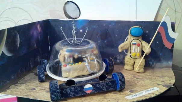 Космонавт поделка своими руками 46